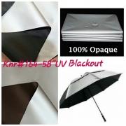 "KNR #164 -58"" ม่านแบล็คเอาท์ (BLACK OUT)"